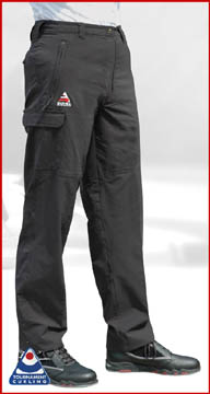 Ultima, Mens Premium Black Curling Pant